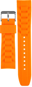 Ice-Watch Replacement Strap Orange With Free Pins