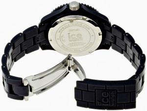 Ice-Watch Replacement Links Bracelet Black Solid