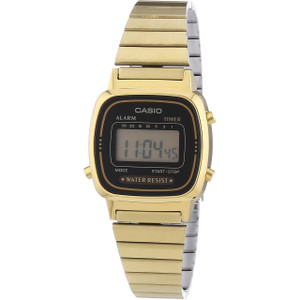 Casio Classic Vintage Gold Ladies Watch LA670WEGA-1EF