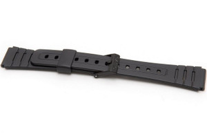Casio Watch Replacement Strap 71604002 For F-91W And F-105W Series