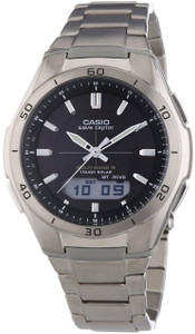 Casio Men's Waveceptor Titanium Watch WVA-M640TD-1AER