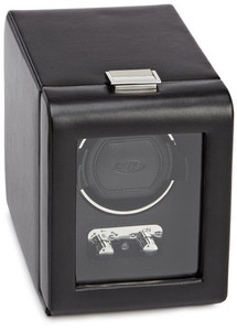 Wolf Heritage Collection Single Watch Winder With Storage For 1 Watch 270002
