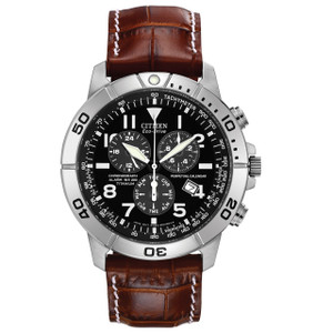 Citizen Men's Titanium Perpetual Chronograph Watch BL5250-02L