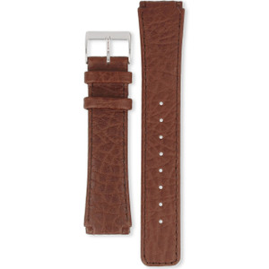 Skagen Watch Replacement Strap Brown Leather For 331XLSL Series