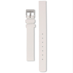Skagen Watch Replacement Strap For 358XSSLWW White Leather