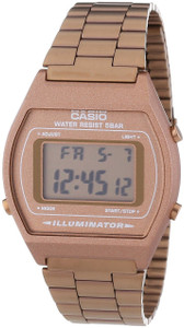 Casio Ladies Classic Alarm Chronograph Watch B640WC-5AEF