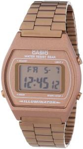 Casio Ladies Classic Alarm Chronograph Watch B640WC-5AEF