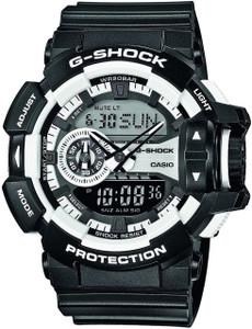 Casio G-Shock Mens Digital Dial Alarm Chronograph Watch GA-400-1AER