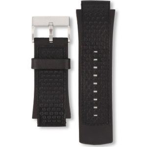 Diesel Watch Replacement Strap For DZ7023 Black Rubber