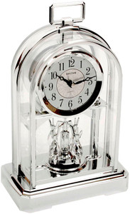 Rhythm Anniversary Mantel Clock With Pendulum 4SG744WR19