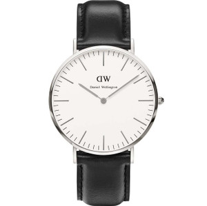 Daniel Wellington Sheffield Silver Watch 0206DW