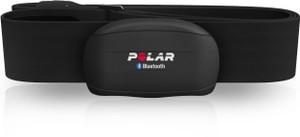 Polar Chest Soft Strap XXXL Black with Free Additional Battery