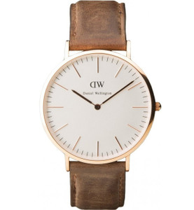 Daniel Wellington Cardiff Rose Gold Watch 0110DW