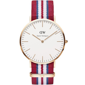 Daniel Wellington Exeter Rose Watch 0112DW