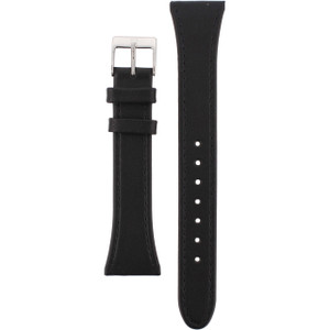 Skagen Black Leather Watch Strap for 523XSSLBC