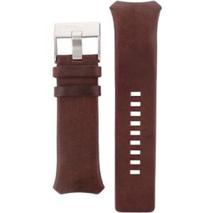 Diesel Brown Leather Watch Strap for DZ3036