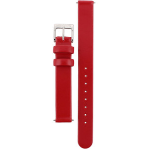 Mondaine Genuine Replacement Watch Strap Red Leather 12mm FE311230Q