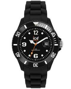 Ice-Watch Black Sili Forever[Unisex Size]