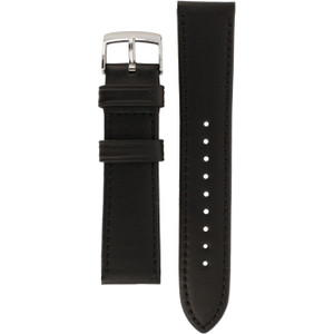 Armani Replacement Watch Strap For AR1692 Black Genuine Leather