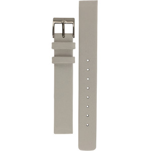 Replacement Strap for Skagen SKW2014 SKW2015 SKW2016 SKW2017 White Genuine Leather