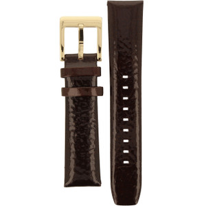 DKNY Watch Replacement Brown Leather Strap For NY4330