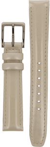 DKNY Watch Replacement Pearl White Leather Strap For NY4766 With Free Connecting Pins