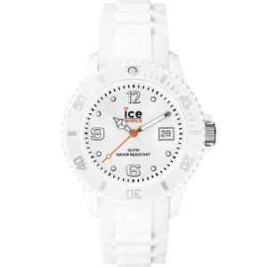 Ice-Watch White Sili Forever Unisex Size