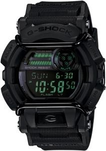 Casio G-Shock Black Digital Dial Resin Strap Chronograph Watch GD-400MB-1ER