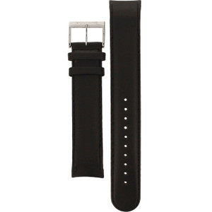 Mondaine Replacement Watch Strap Black Genuine Leather 20mm FE2312020QXL