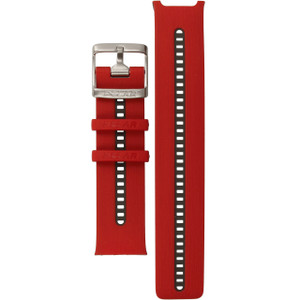Polar Replacement Watch Strap For RCX5 Red