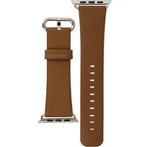 Apple Watch Replacement Strap Brown Leather 42mm