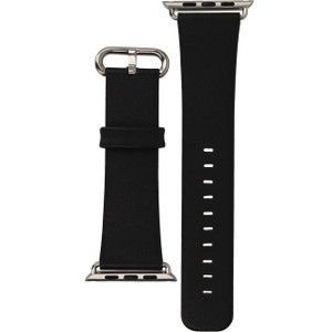 Apple Watch Replacement Strap Navy Blue Leather 42mm