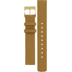 Skagen Replacement Sand Leather Strap 14mm For SKW2137