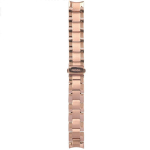 Fossil Replacement Watch Strap Rose Gold 18mm For ES3003 With Pins