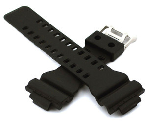 Genuine Replacement G-Shock Black Strap 10347688 For G-8900-1, GA-100, GA-110 Series