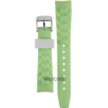 Ice-Watch Replacement Strap Light Green With Free Pins