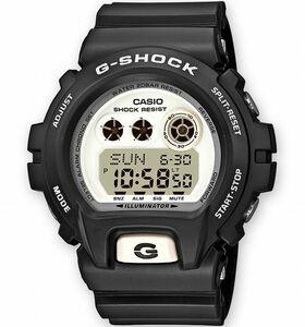 G-Shock White Dial GD-X6900-7ER Men's Watch