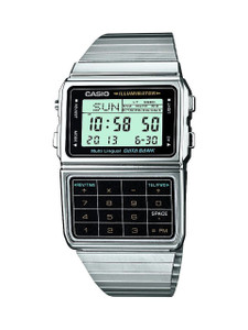 Casio Databank Watch With Calculator DBC-611E-1EF