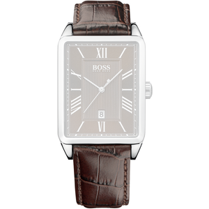 Hugo Boss Replacement Watch Strap Brown Leather HB.84.1.14.2184 and HB.241.1.14.2758 With Pins