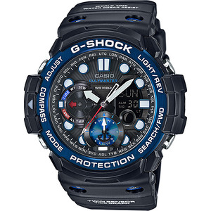 G-Shock Gulfmaster Tide Graph Moon Phase Compass Watch GN-1000B-1AER