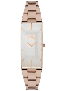STORM Ixia Ladies RG White Watch