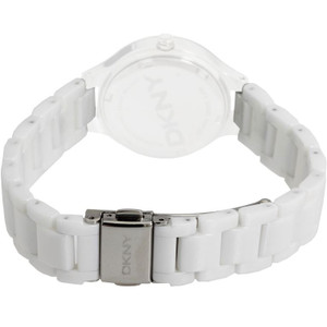 DKNY Replacement Watch Strap White Ceramic 10mm For NY4982