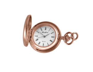 Woodford Full Hunter Pocket Watch With Free Engraving 1241