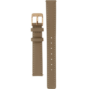 Radley Replacement Watch Strap Grey Leather 16mm For RY2130