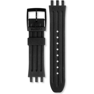 Swatch Mister Chrono Replacement Watch Strap ASUIB400