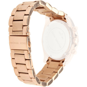 Michael Kors Replacement Watch Strap Rose Gold MK5263