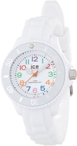 Children's Ice Watch Kids Watch White Mini Size MN.WE.M.S.12