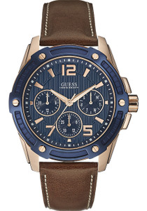 Guess Flagship Gent's Watch W0600G3