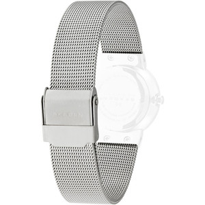 Skagen Replacement Watch Strap Silver Mesh For 355SGSC