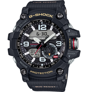G-Shock Mudmaster Twin Sensor Compass Watch GG-1000-1AER